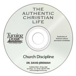 Church Discipline Image