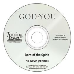 Born of the Spirit Image