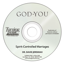 Spirit Controlled  Marriages Image
