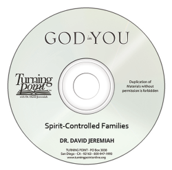 Spirit Controlled Families Image