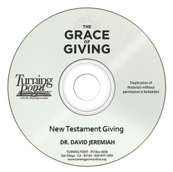 New Testament Giving Image