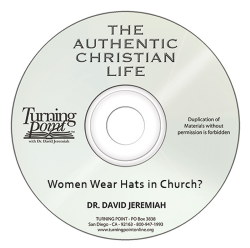 Women Wear Hats in Church? Image