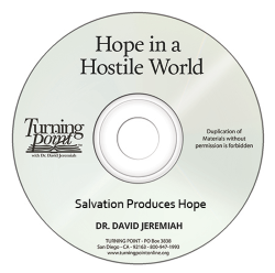Salvation Produces Hope Image