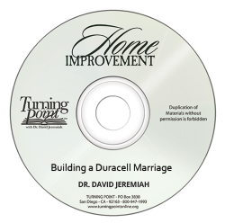 Building a Duracell Marriage Image