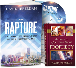 The Rapture handbook & Answers to Questions About Prophecy Image