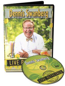 Dennis Swanberg's Live Refreshed! DVD Image