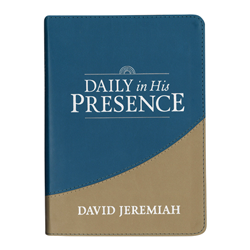 Daily in His Presence  Image