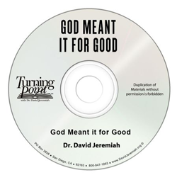 God Meant it for Good Image