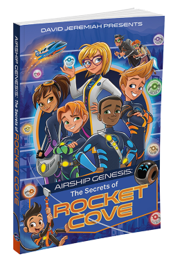 The Secrets of Rocket Cove Book Image