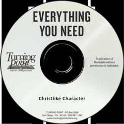 Christlike Character Image