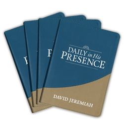 4-Pack of Daily in His Presence Image