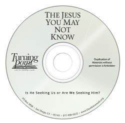 Is He Seeking Us or Are We Seeking Him? Image