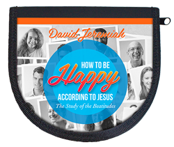 How to Be Happy According to Jesus  Image