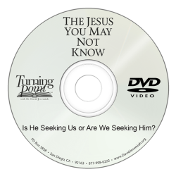 Is He Seeking Us or Are We Seeking Him? Image