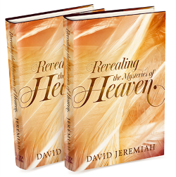 2-Pack of Revealing the Mysteries of Heaven Books Image