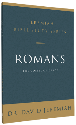 Jeremiah Bible Study Series: Romans Image