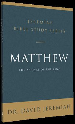 Jeremiah Bible Study Series: Matthew Image