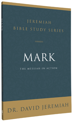 Jeremiah Bible Study Series: Mark Image