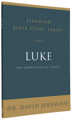 Jeremiah Bible Study Series: Luke Image