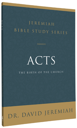 Jeremiah Bible Study Series: Acts Image