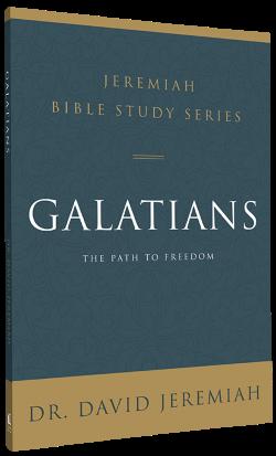 Jeremiah Bible Study Series: Galatians  Image
