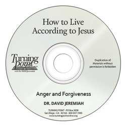 Anger and Forgiveness Image