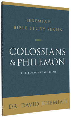 Jeremiah Bible Study Series: Colossians and Philemon  Image