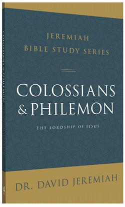 Jeremiah Bible Study Series: Colossians and Philemon  Image