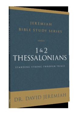 Jeremiah Bible Study Series: 1 & 2 Thessalonians  Image