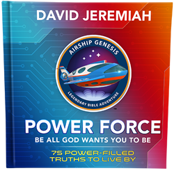 Power Force: Be All God Wants You To Be Image