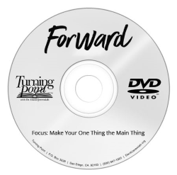 Focus: Make Your One Thing the Main Thing Image