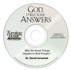 Why Do Good Things Happen to Bad People? Image