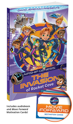 The Invasion of Rocket Cove  Image