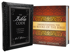 The Bible Code & 66 Books of the Bible  Image