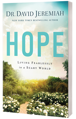 Hope: Living Fearlessly in a Scary World  Image