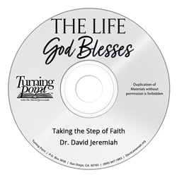 Taking the Step of Faith Image