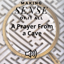 A Prayer From A Cave Image