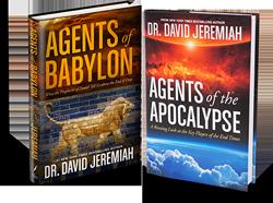 Agents of Apocalypse & Agents of Babylon Books Image