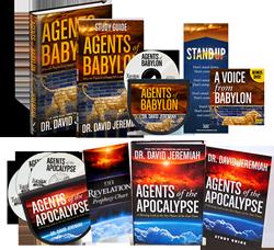 Agents of the Apocalypse & Babylon CD Sets Image