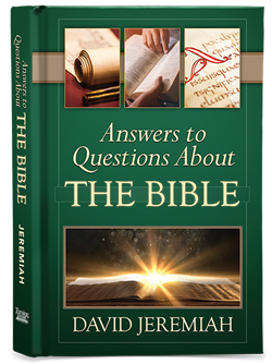 Answers to Questions About the Bible Image