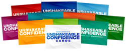 Unshakeable Confidence Cards Image