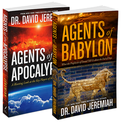 Agents of the Apocalypse & Babylon Softcover Books Image
