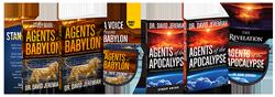 Agents of the Apocalypse & Babylon Sets Image