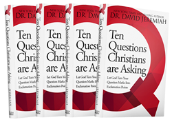 4-Pack of Ten Questions Christians Are Asking Image