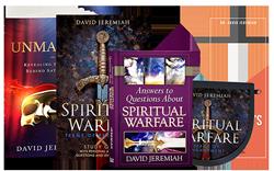 The Spiritual Warfare Set + Unmasked Image