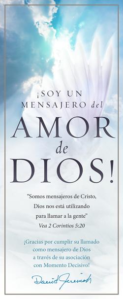 Mensajero de Dios-Marcapáginas  Image