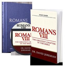 The Written Word + Romans VIII  Image