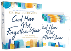 God Has Not Forgotten You Image