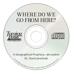 A Geographical Prophecy—Jerusalem Image