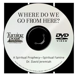 A Spiritual Prophecy—Spiritual Famine Image